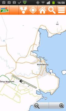 毛里求斯离线地图