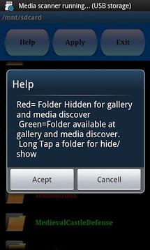 Gallery Hide