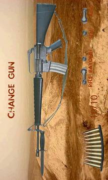 M16 Rifle Simulator