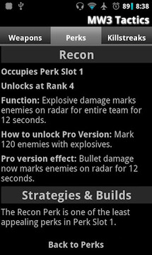 MW3 Tactics - Strategy Guide