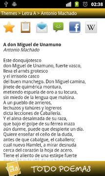 Todo Poemas Free (Spanish)
