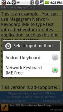 Network Keyboard IME Free