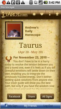 Today's Horoscopes