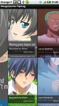 Manga Quotes Flipmag