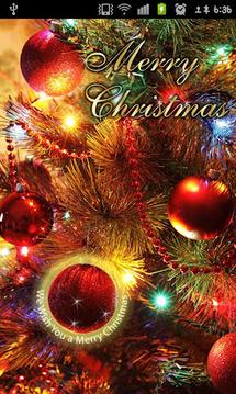 Christmas Carol Tree Lite