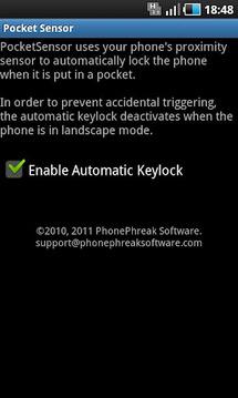 PocketSensor - FREE TRIAL