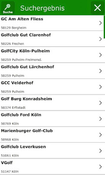 Golfführer - German-Golf-Guide