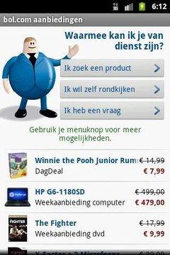 Abc - App voor bol.com