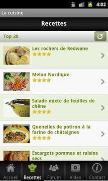 La cuisine d'Aujourdhui.com