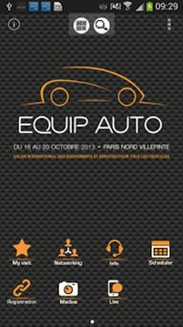 Salon EQUIP AUTO Paris