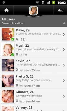 Evry`U - Chat, Share & Flirt