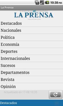 La Prensa Nicaragua