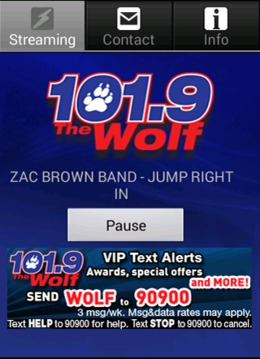101.9 The Wolf