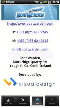 Boat Warden