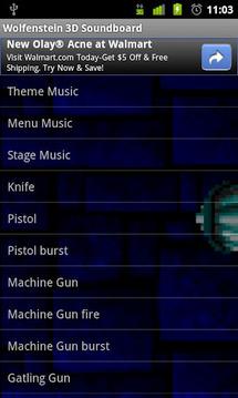 Wolfenstein 3D Soundboard