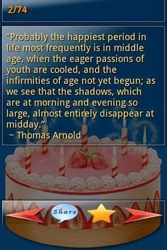 Birthday Quotes and Sayings