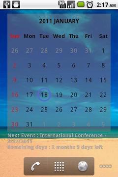 Countdown Calendar Lite