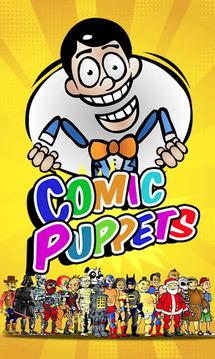 Comic Puppets Lite
