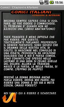 Comici Italiani - Citazioni