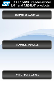 NfcV-reader