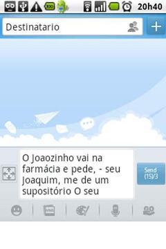 Droido - Piadas em Português