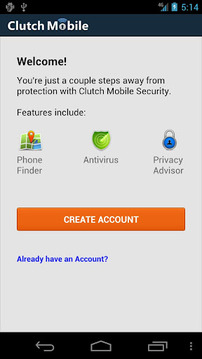 Clutch Mobile Security
