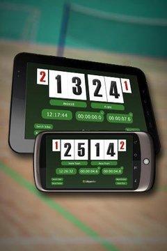 FlipScore Virtual Scoreboard