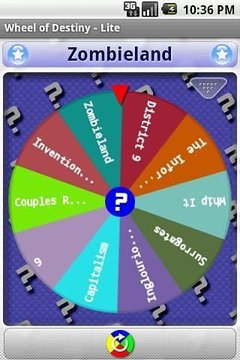 Wheel of Destiny! LITE