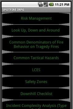 IRPG–NWCG Wildland Firefighter