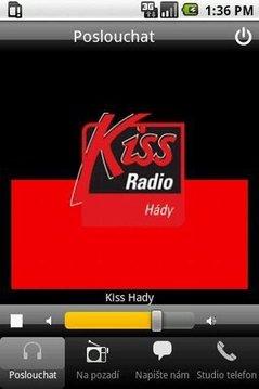 Kiss Hády Czech Republic