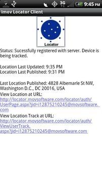 imov Locator Client (BETA)