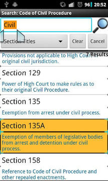 CPC - Code of Civil Procedure