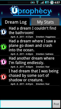 Dream Log