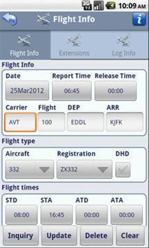 AvTech Roster Info