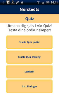 Norstedts svenska quiz