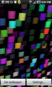 3D Live Wallpaper B! Free