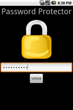 密码保护 Password Protector