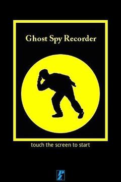 Ghost Spy Recorder dep.