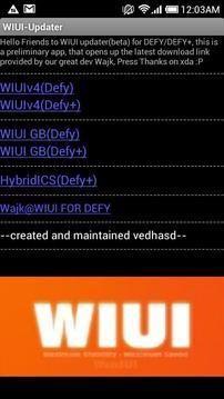WIUI-Updater(beta)