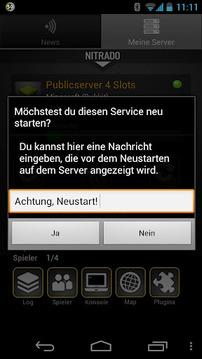Nitrado Server Manager