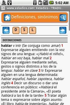 Diccionarios gratis