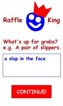 Raffle King