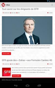 n9ws | actu SFR