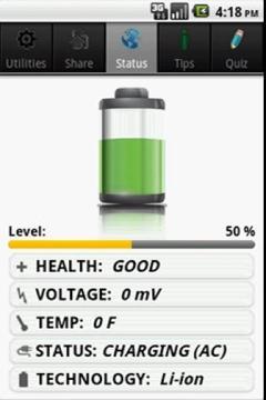 Battery Saver 1.6 OS