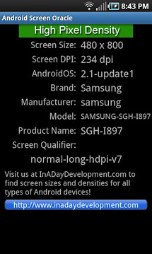 Android Screen Oracle