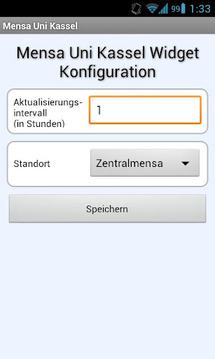 Mensa Uni Kassel