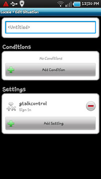 Locale gtalkcontrol Plug-in