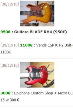 Sweepyto Guitare