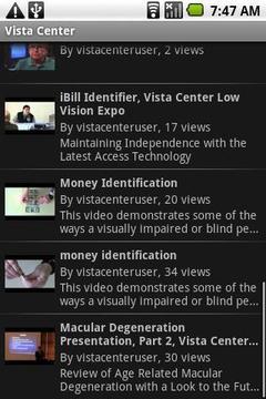 Vista Center