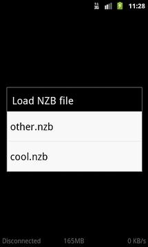 Nzb Leech - usenet downloader